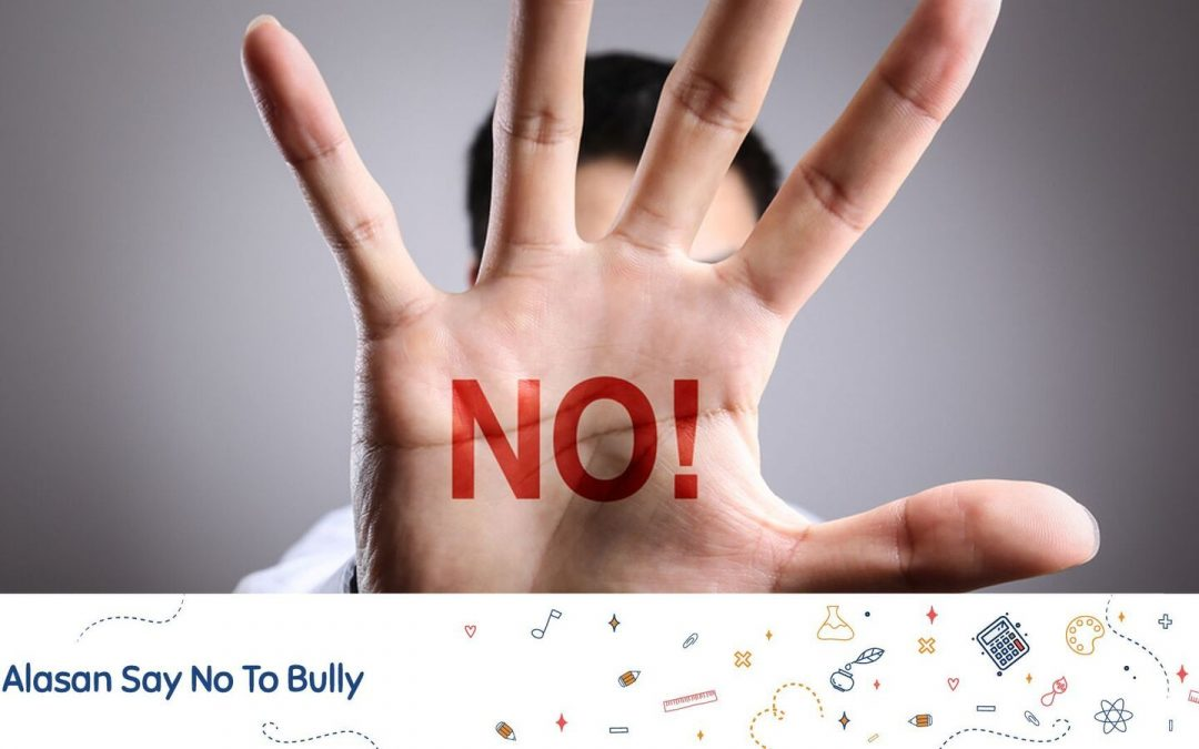 5 Alasan Say No To Bully - Sekolah Prestasi Global