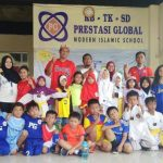 SD Prestasi Global Depok Gelar Sport Day