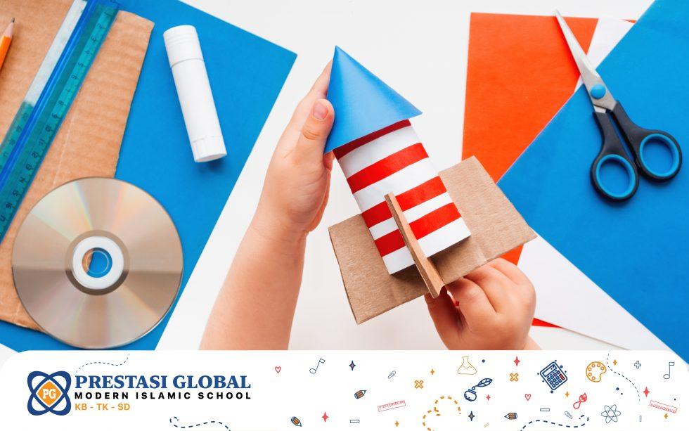 Ide Mainan DIY Untuk Anak Di Rumah